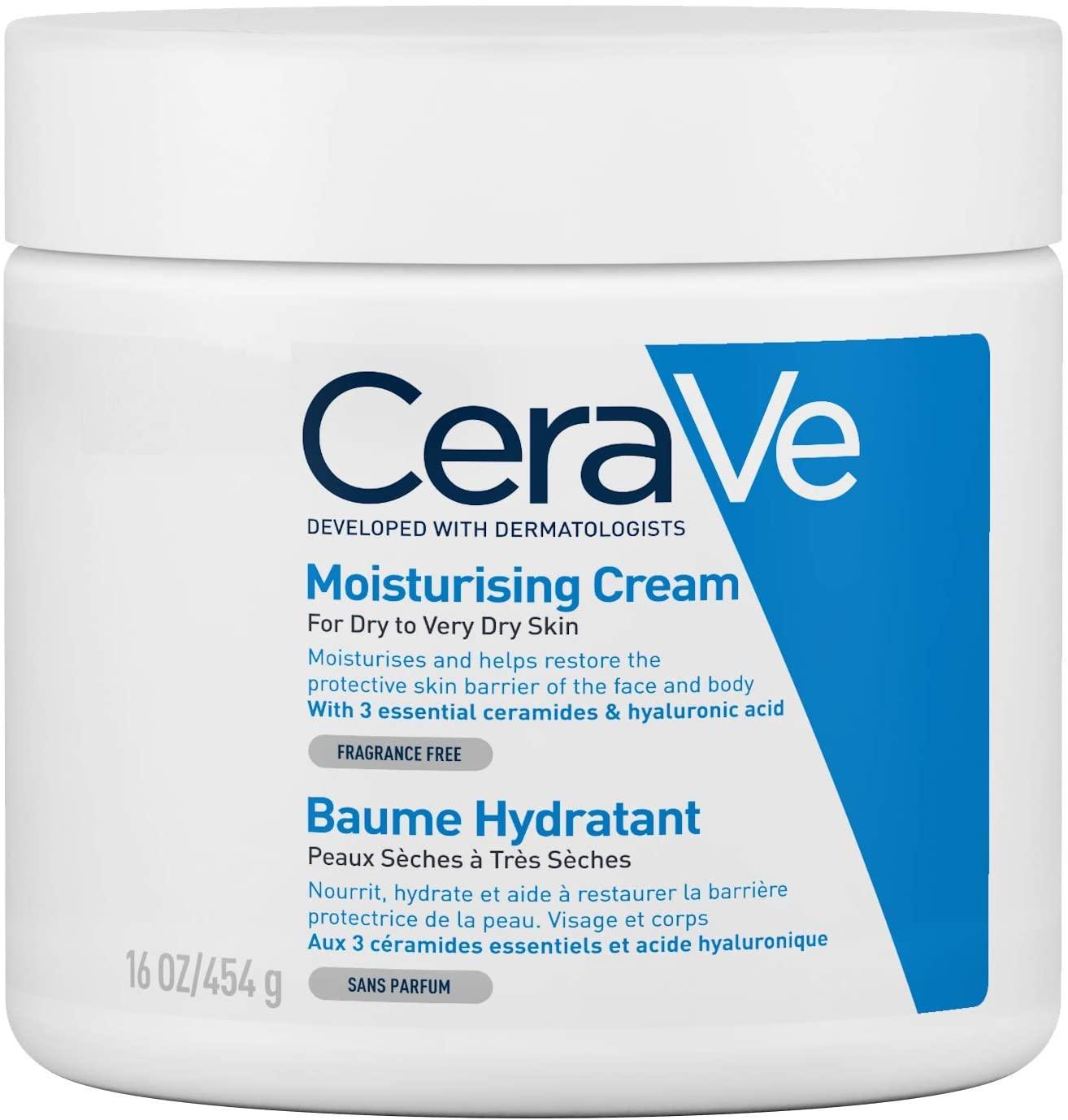 CeraVe Creme Hidratante Pele Seca