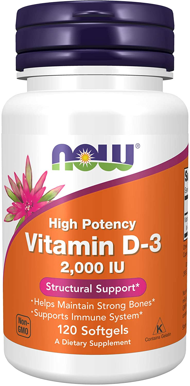 Vitamina D-3 2.000