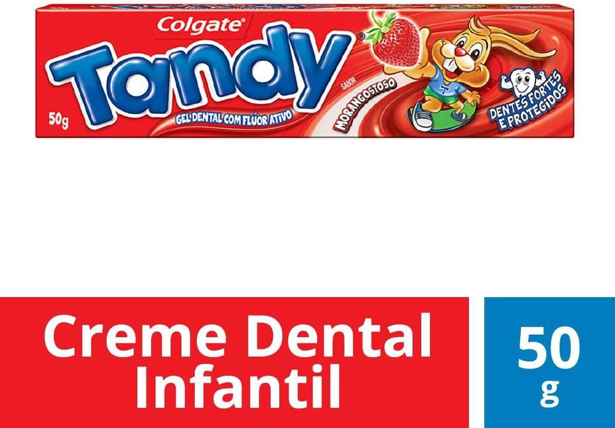 Creme Dental Colgate Tandy