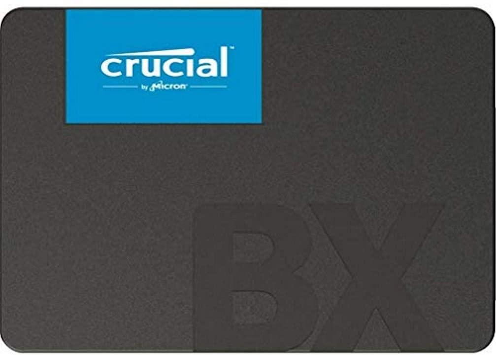 SSD CRUCIAL BX500 240 GB 3D