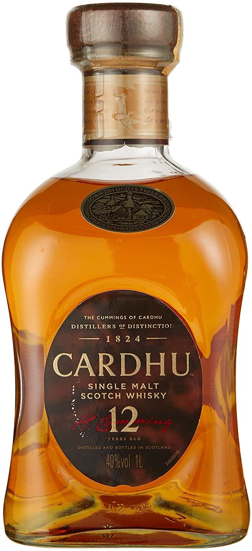 Whisky Cardhu 12 Anos