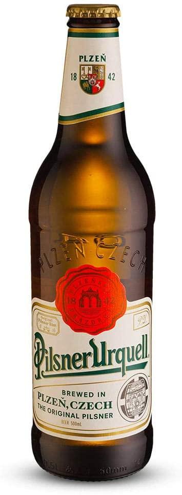 Cerveja Pilsner Urquell