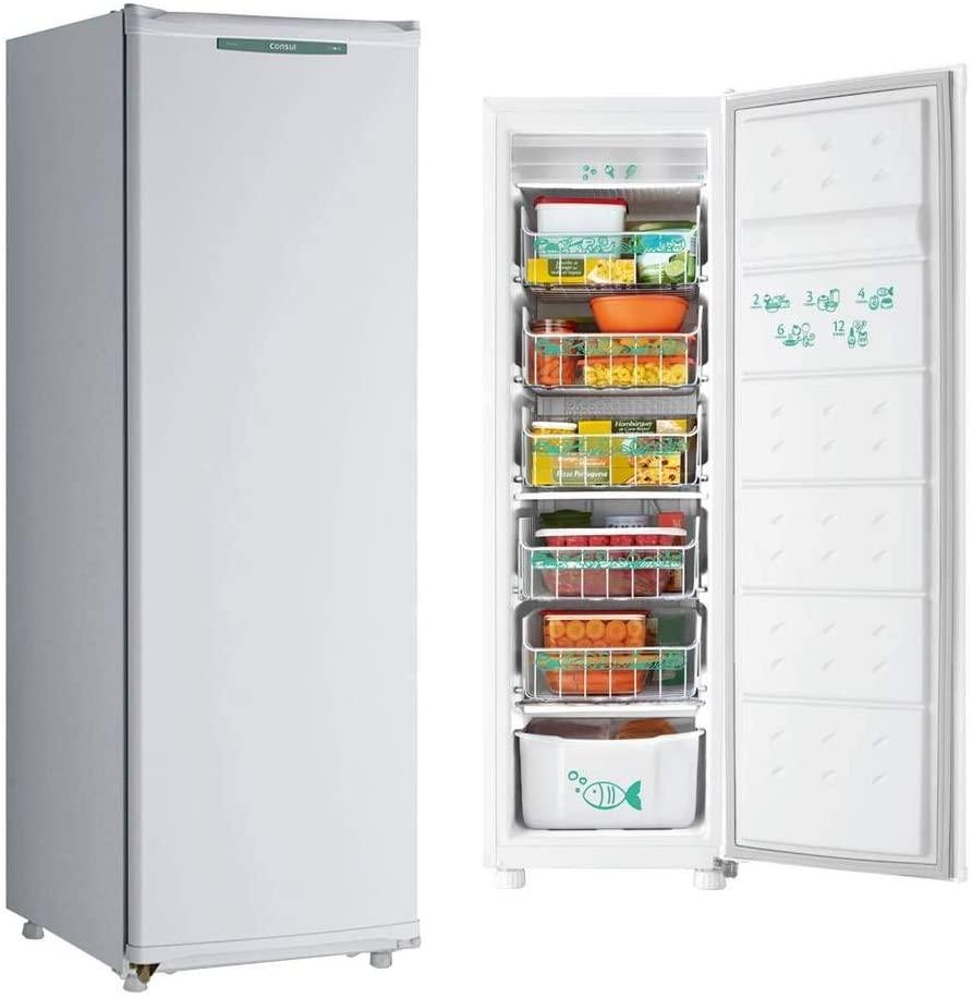 Freezer Vertical Uma Porta