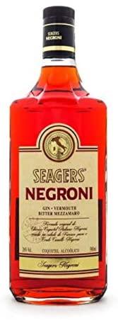 Seagers Gin Negroni 2