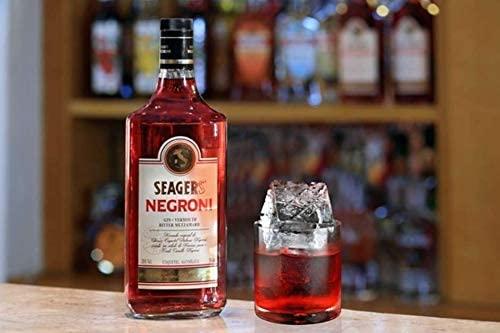 Seagers Gin Negroni