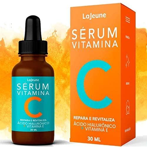 Serum Vitamina C + Ácido Hialurônico