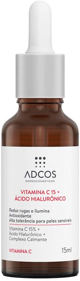 Vitamina C 15 + Ácido Hialurônico