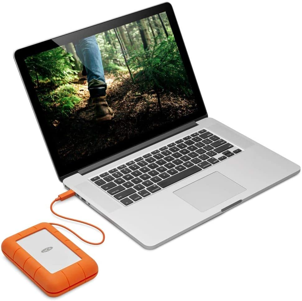 HD Rugged Thunderbolt USB-C USB